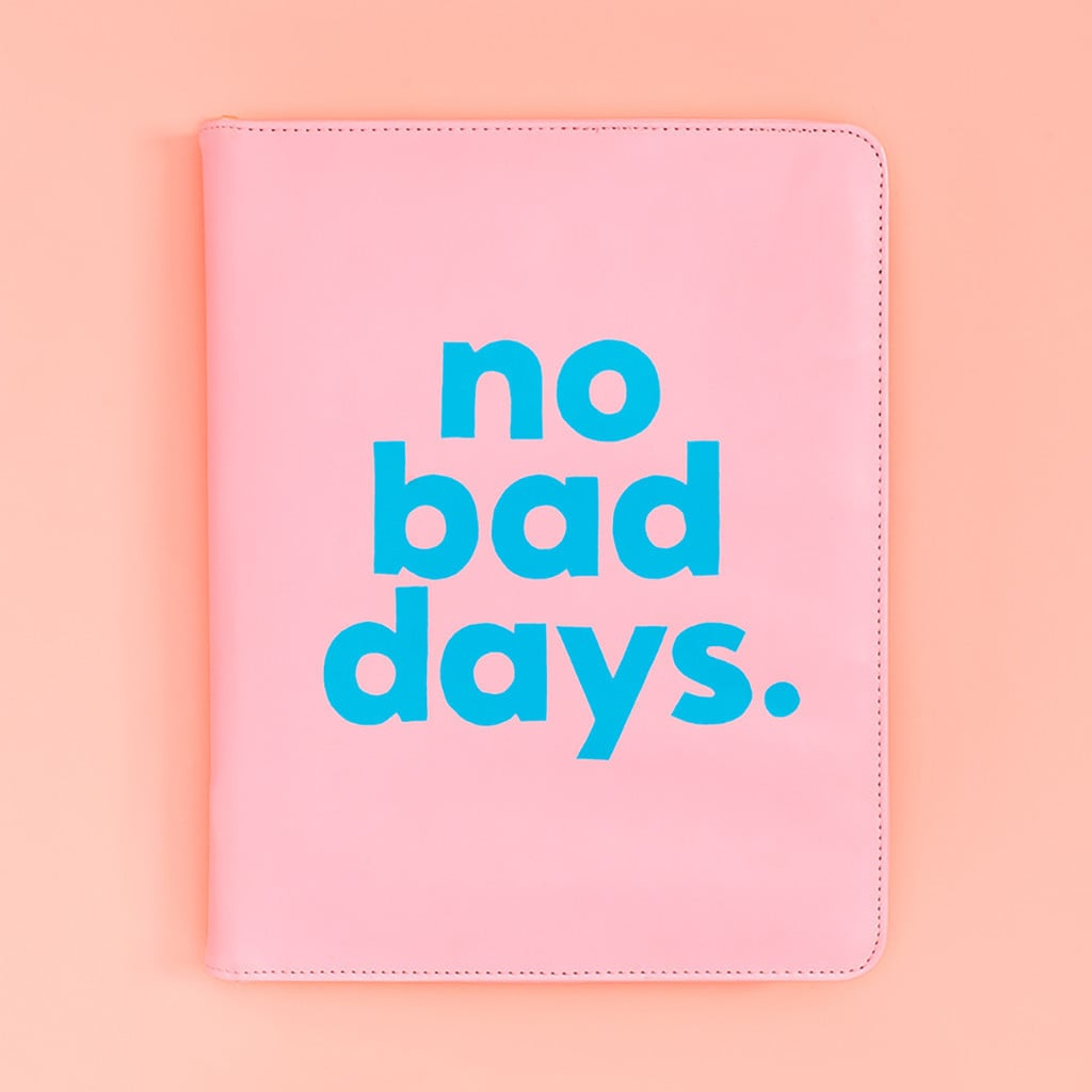 ban.do Get It Together Folio - No Bad Days ($45)
