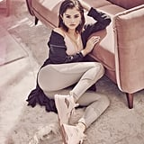 Selena Gomez Is Pretty in Pink Modeling Puma's New Ballet-Inspired Collection
