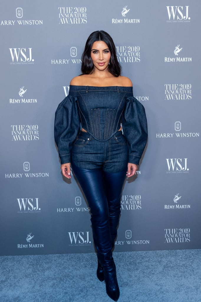 Kim Kardashian at the WSJ. Magazine 2019 Innovator Awards