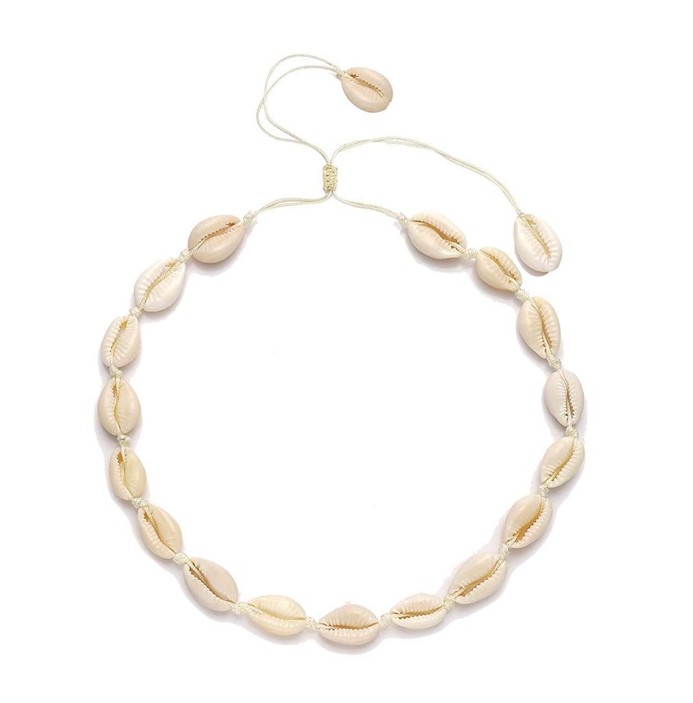 CENAPOG Shell Choker Necklace