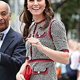 Kate Middleton Gucci Tweed Dress