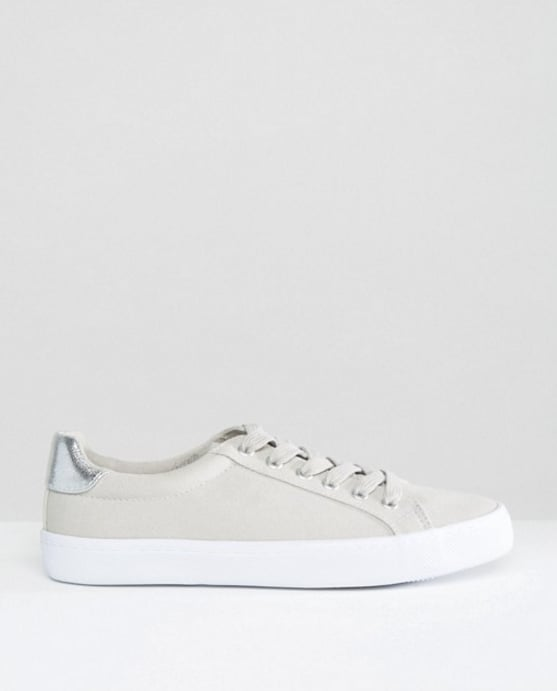 ASOS Darby Lace Up Trainers ($23)