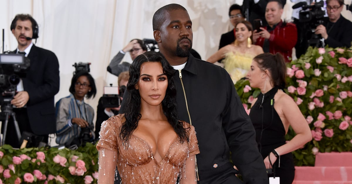 Image result for kim and kanye met gala 2019