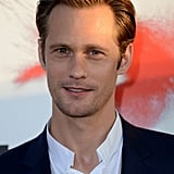 Alexander Skarsgard looked handsome as ever at the premiere held at the Arc Light in Hollywood.
