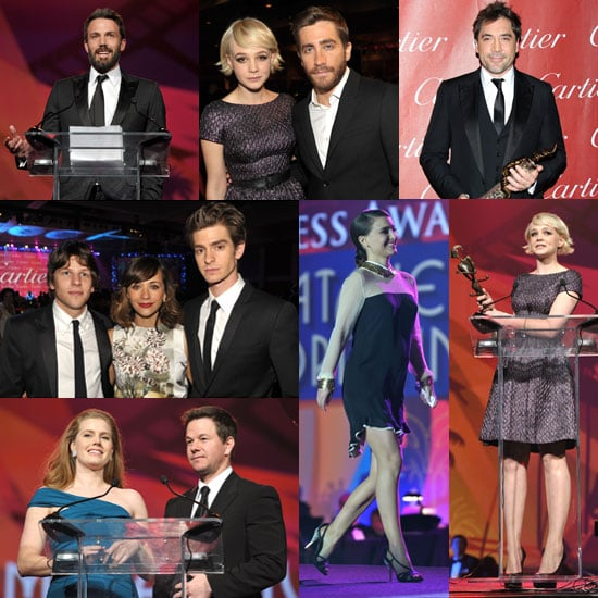 Pictures of Natalie Portman, Jake Gyllenhaal, and More at the Palm Springs International Film Festival Awards Gala 2011-01-10 00:42:00