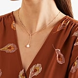Chan Luu Rose Gold-Plated Necklace