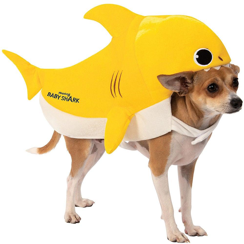 Baby Shark Dog Costume