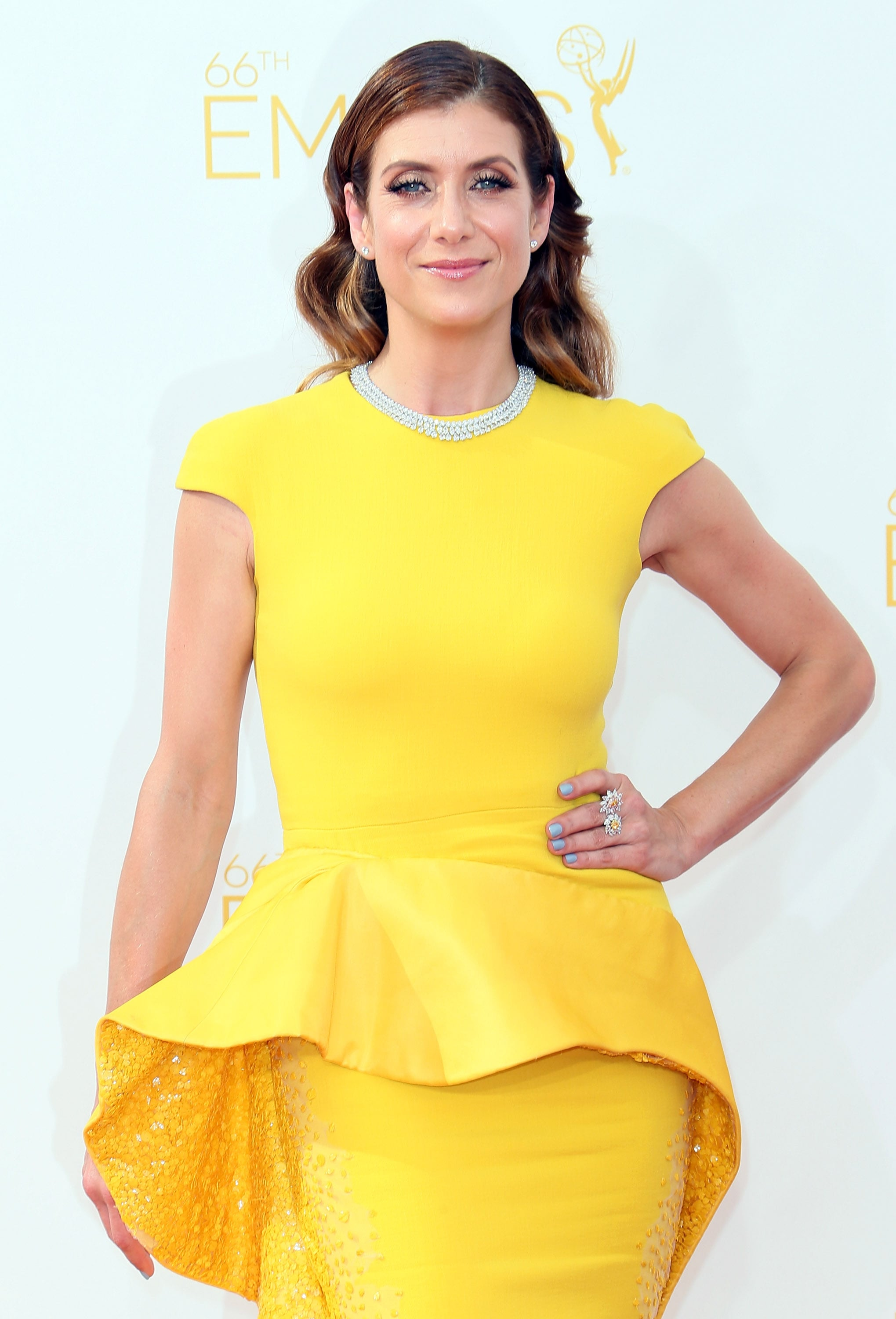 Kate Walsh in Chopard Jewelry