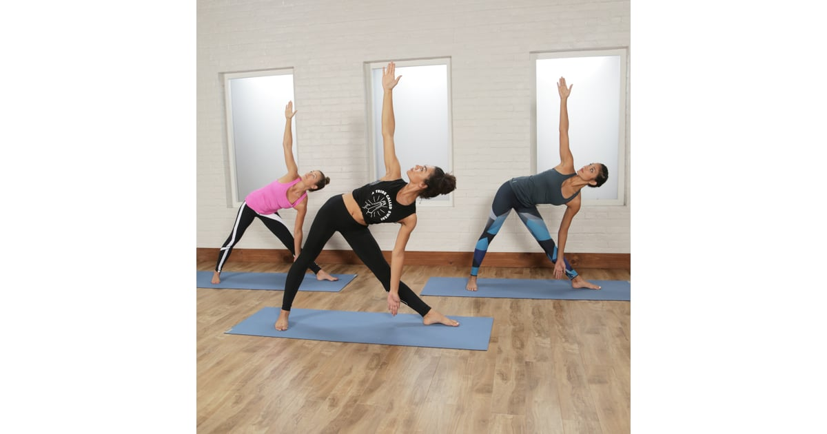 30-Minute Power Yoga Flow Workout | POPSUGAR Fitness