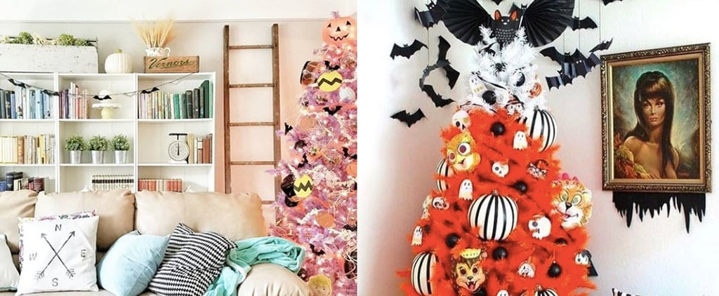 Halloween Tree Decorating Ideas