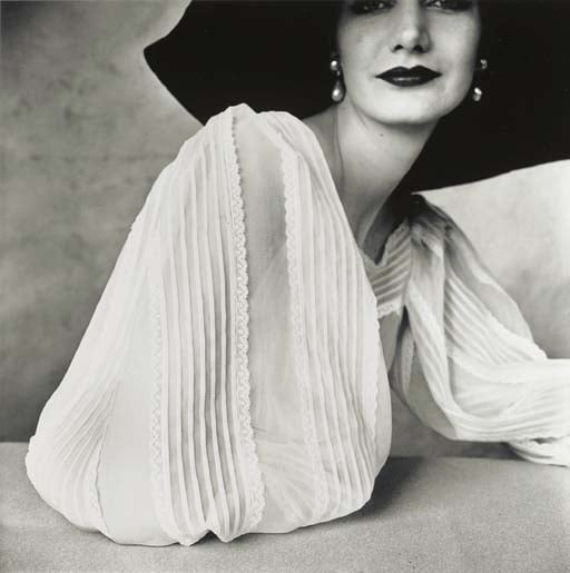 Large Sleeve (Sunny Harnett), New York, 1951