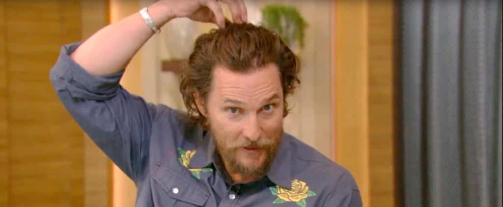 Matthew McConaughey Reveals the Riveting True Story Behind That Luscious Head of Hair