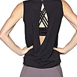 Mippo Women's Sexy Open Back Yoga Top