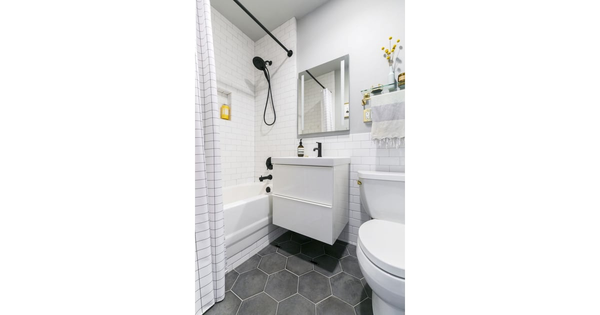All In The Details Ikea Bathroom Ideas Popsugar Home