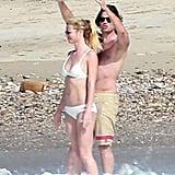 Gwyneth Paltrow in Her Bikini in Mexico January 2016