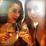 """Sarah Rafferty: The Suits """"Sister Wife"""""""
