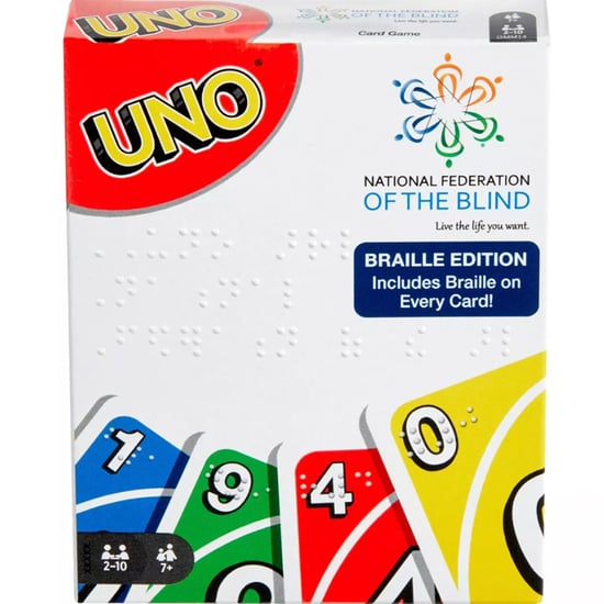 Uno Official Braille Card Deck at Target | Photos
