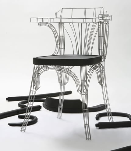 Crave Worthy: The Grid Chair