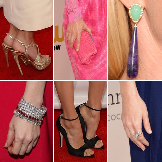 Pictures: Celebrity Accessories At The Critics Choice Awards