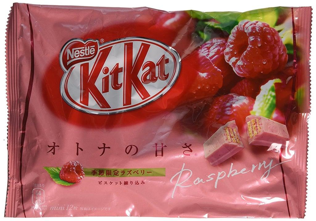 Japanese Kit Kat Raspberry