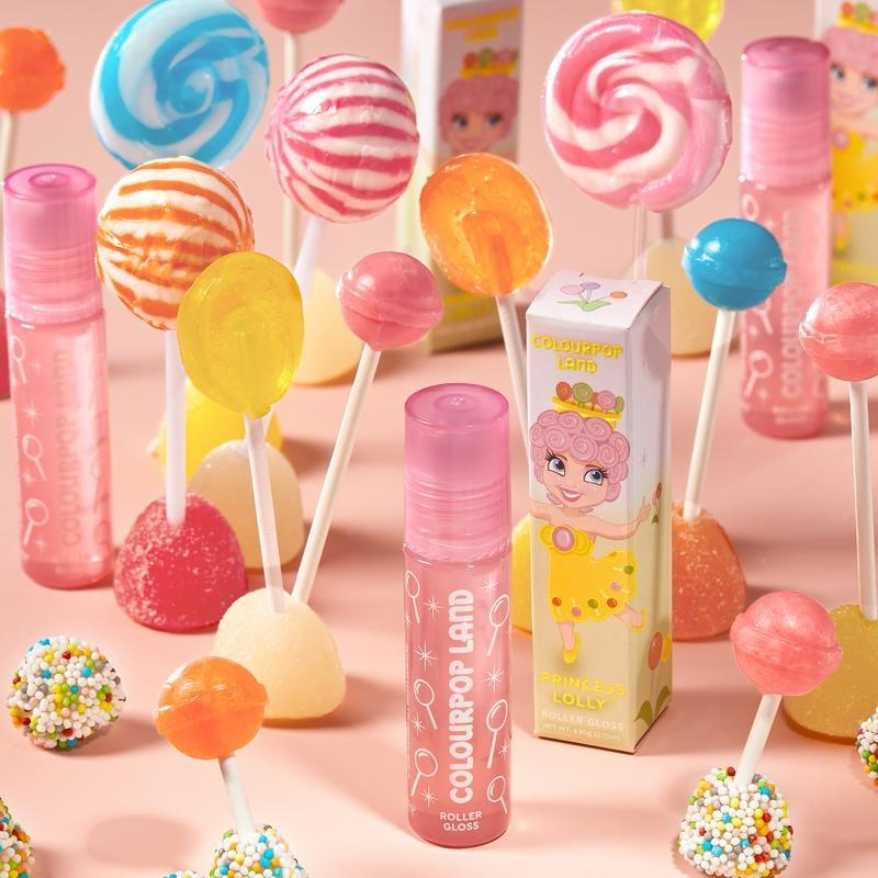 ColourPop Candyland Princess Lolly Roller Lip Gloss