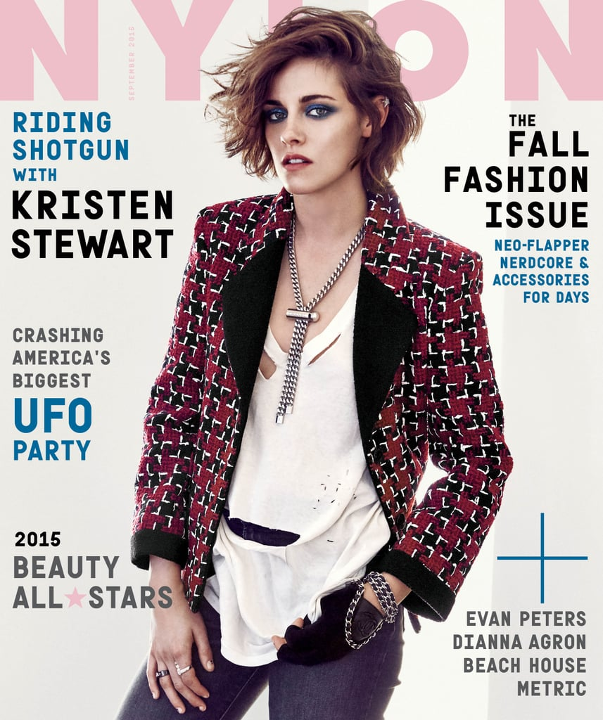 Kristen Stewart Has Advice For Anyone Wondering About Her Sexuality