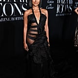 Kat Graham at the Harper's Bazaar ICONS Party