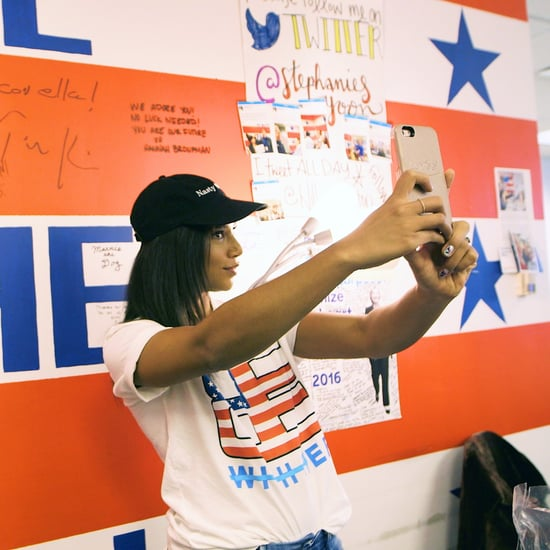 Hillary Clinton Social Media Hannahgram | Video