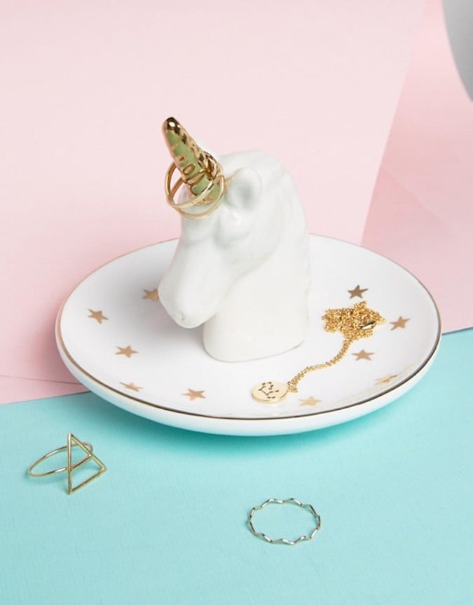 Sass & Belle Unicorn Jewelry Holder