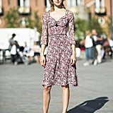 Lindsey Wixson nailed the easy Summer dress code. Source: Le 21ème | Adam Katz Sinding