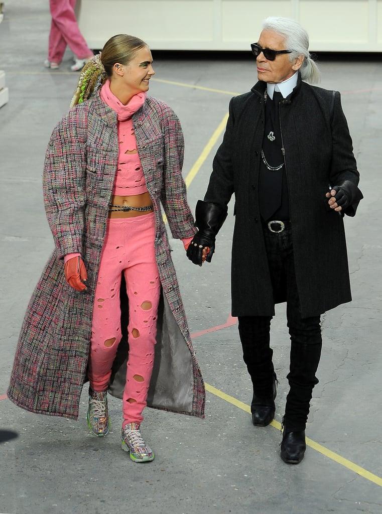 Cara Delevingne's Biggest Fashion Moments