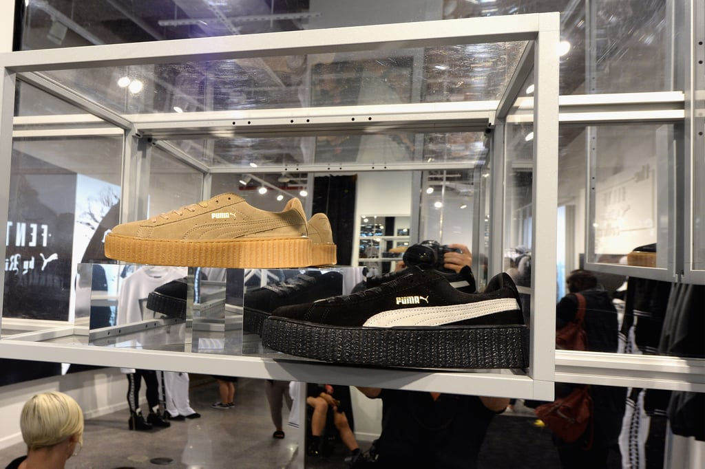 The Iconic Creeper Pumas Were on Display