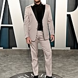 Daniel Levy at the Vanity Fair Oscars Afterparty 2020