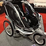The Thule Chariot Chinook is designed for truly active parents.