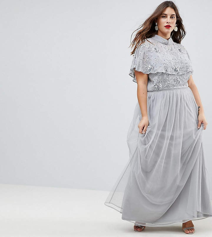 Frock and Frill Maxi Dress