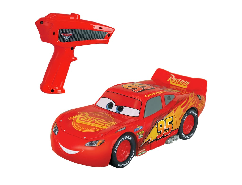 Disney Pixar Cars 3 Lightning McQueen Crazy Crash and Smash Vehicle