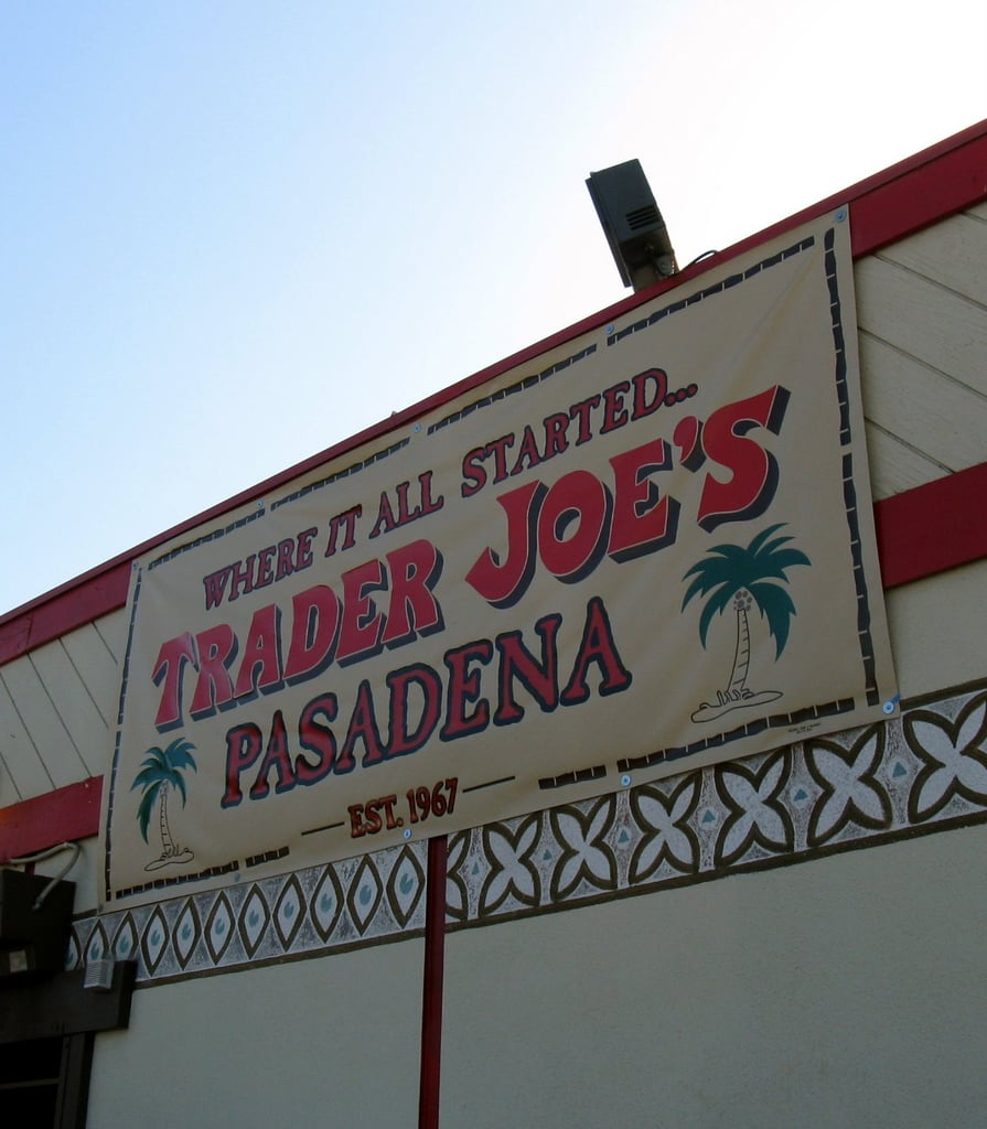 The First Trader Joe's Opened in Pasadena, CA, in 1967