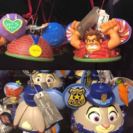 Disney Mouse Ears Ornaments