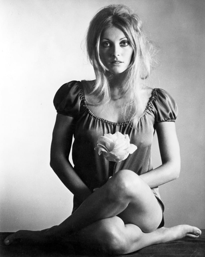 "Sharon Tate's short life came to an end when she was brutally murdered by members of Charles Manson's infamous ""family"" in August 1969. The stunning 26-year-old Texas native was on the verge of making it big in Hollywood; she had starred in movies like Don't Make Waves and The Wrecking Crew and was possibly best known for her role as aspiring actress Jennifer North in Valley of the Dolls. Sharon was married to disgraced film director Roman Polanski, and at the time of her death, she was eight and a half months pregnant with their son.   Along with Sharon, four other people — Wojciech Frykowski, Abigail Folger, Jay Sebring, and Steven Parent — were killed by Manson followers Tex Watson, Susan Atkins, Patricia Krenwinkel, and Linda Kasabian. They broke into Sharon and Roman's Benedict Canyon home and murdered them with both guns and knives. It was revealed earlier this month that Quentin Tarantino is in the early stages of putting together a film being described as ""a unique take on the Manson Family murders."" So far, actresses Jennifer Lawrence and Margot Robbie are reportedly being considered to play Sharon. We may never know what Sharon could have become, but she'll live on in the photos she took and the handful of movies she made. Look back on Sharon Tate's life, in pictures."