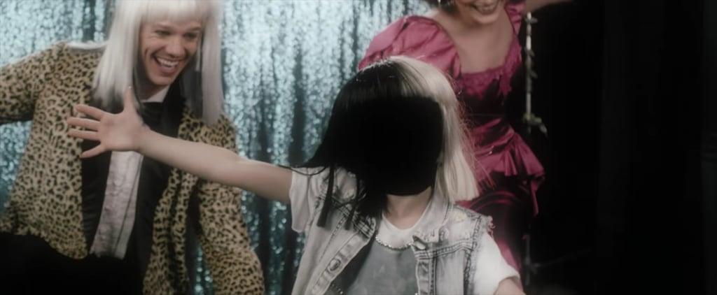 "Sia ""Move Your Body"" Music Video"