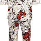 Prada Floral-Print Pyjama Set