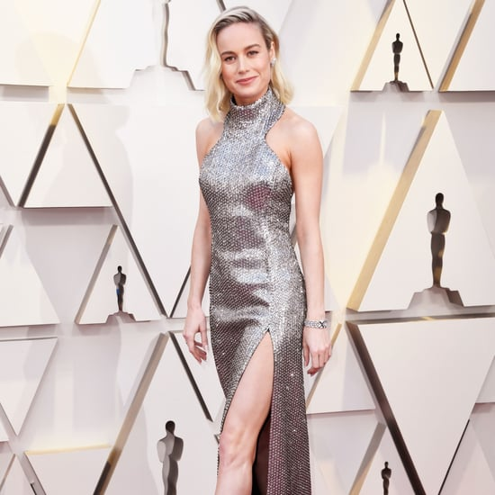 Brie Larson at the 2019 Oscars