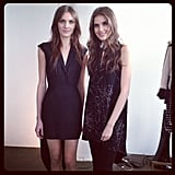 We got a sneak peek of the chic looks to come from Kelly Wearstler.