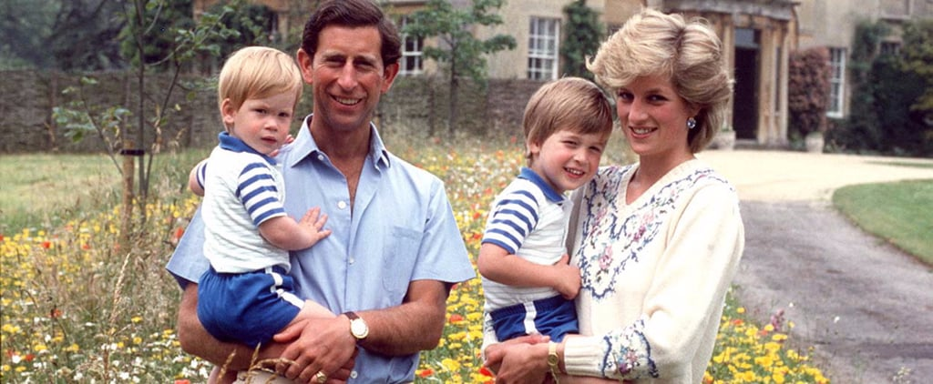 """Prince Charles Wanted These Names For William and Harry, but Diana Called Them """"Too Old"""""""