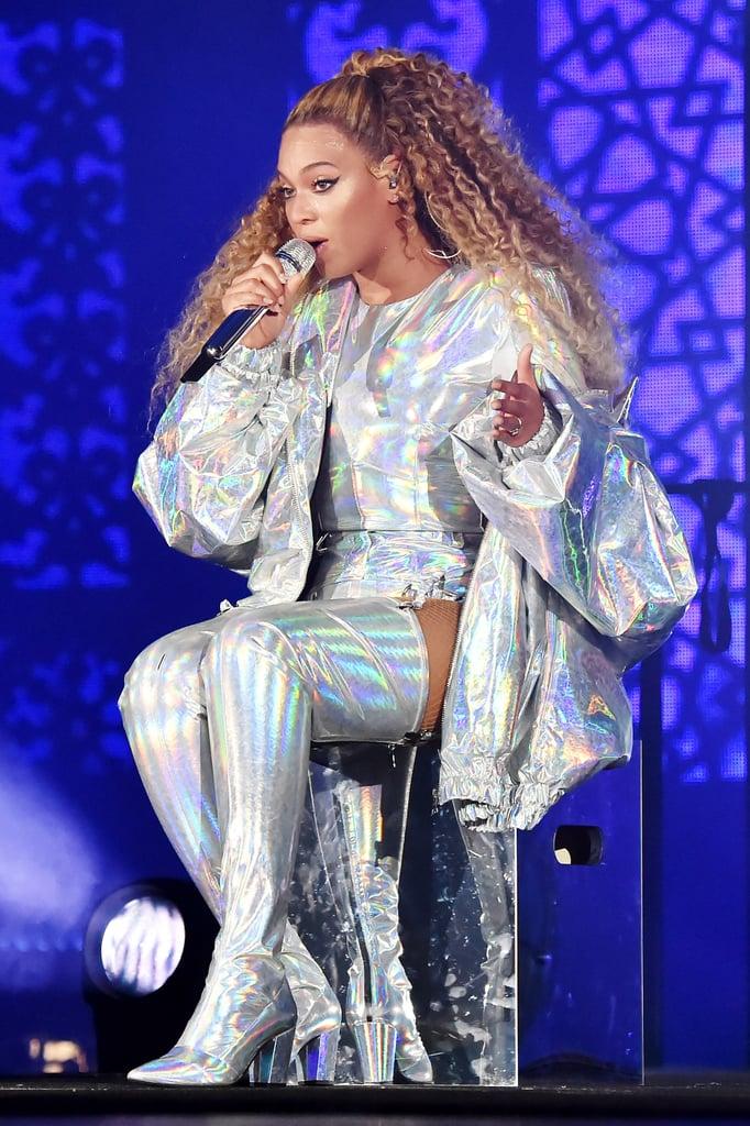 Beyoncé's On the Run II Tour Costumes   POPSUGAR Fashion Australia Photo 15