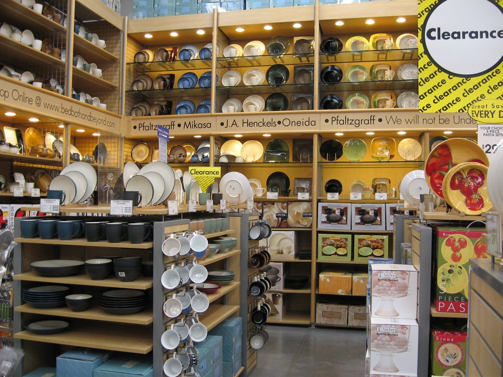 The store has been featured in movies and TV shows. | Bed Bath ...