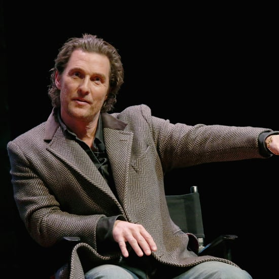Matthew McConaughey to Release a Memoir Called Greenlights