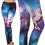 Because where else do unicorns on leggings ($15, originally $18) belong but in a galaxy far, far away?