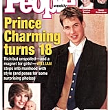 "The prince's 18th birthday was also a big occasion, and he was declared ""rich but unspoiled."""