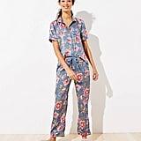 Loft Floral Pajama Set